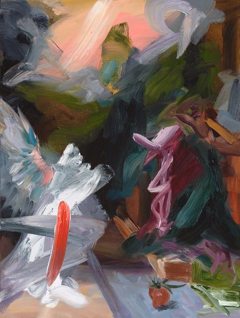 , 'Revelations III,' 2015, Bowdoin College Museum of Art