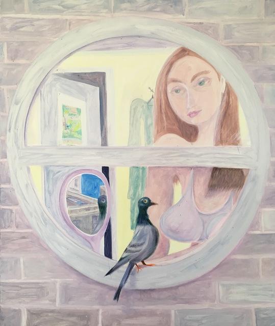 , 'Lilac,' 2017, David Risley Gallery