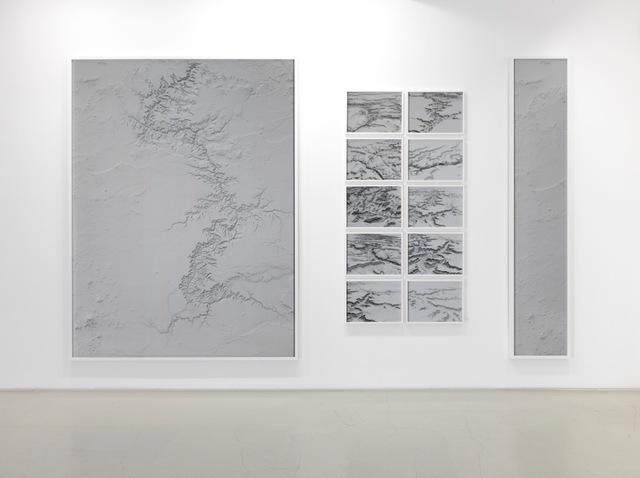, 'Transmission:Grand Canyon,' 2012, SCHEUBLEIN + BAK