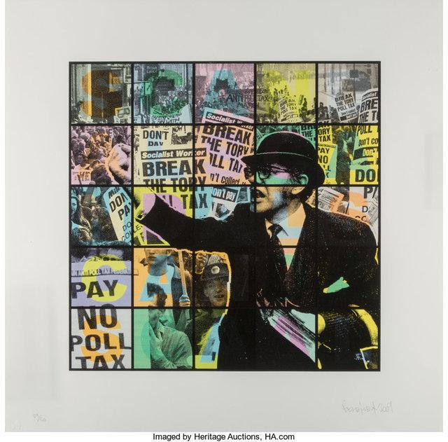 Ben Eine, 'Scandal', 2009, Heritage Auctions