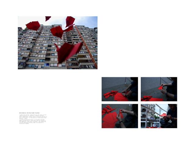, '366 Liberation Rituals (Red Escadrille),' 2008, Nome