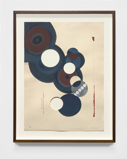 , 'DANSEUSE ASSISE SUR UNE TABLE,' 2017, Tanya Bonakdar Gallery