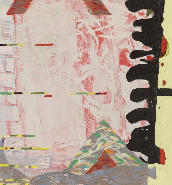 , 'Pacer,' 2015, Asya Geisberg Gallery