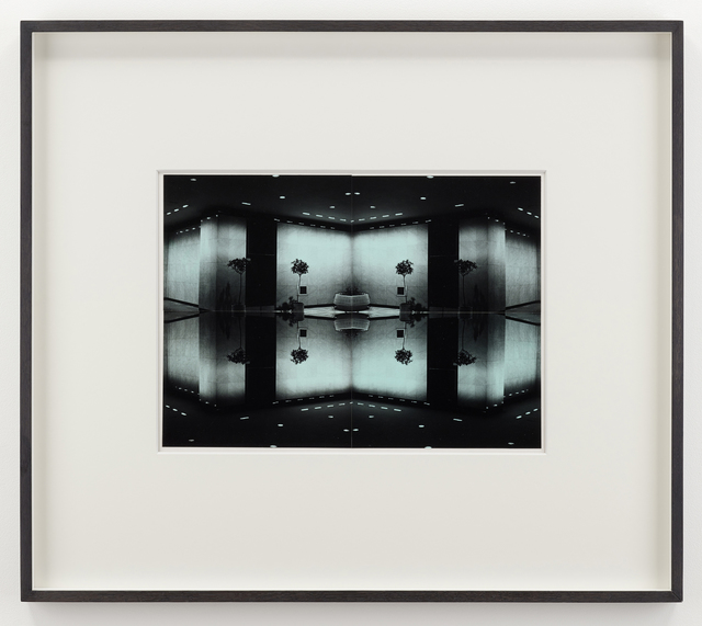 , 'Transient Space 3,' 1982, Parafin