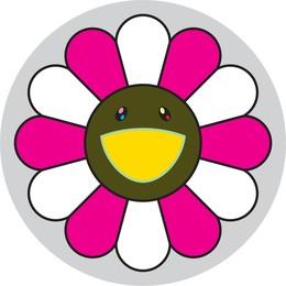 Takashi Murakami, 'Flower of Joy - Dark Cherry', 2007, Gagosian