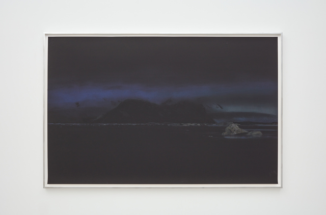 , 'Blue/Black,' 2015, Kayne Griffin Corcoran
