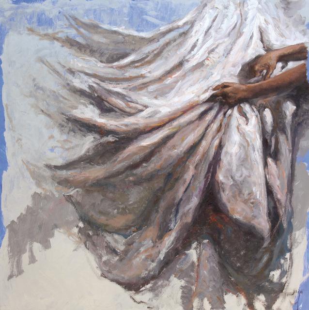 , 'Bandera,' 2018, Winn Slavin Fine Art