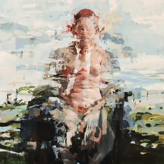 , 'C.G.,' 2015, Hollis Taggart Galleries