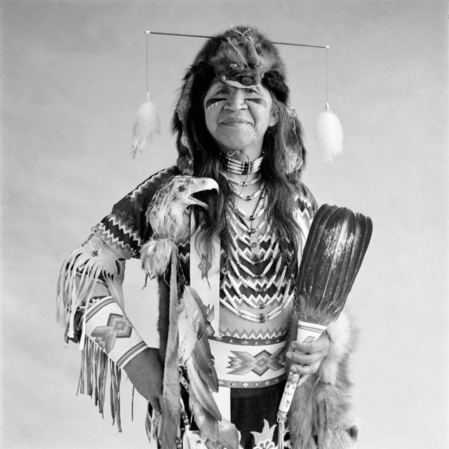 , 'Ernie Philip, Shushwap,' 1986, KLV Art Projects