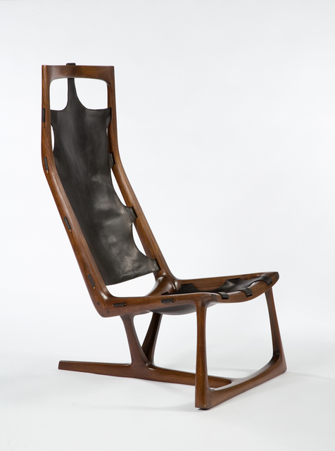 ", 'Early ""Kangaroo"" Chair,' 1962, R & Company"