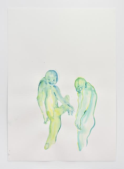 , 'C'est pas grave #5,' 2018, Galerie Thomas Bernard
