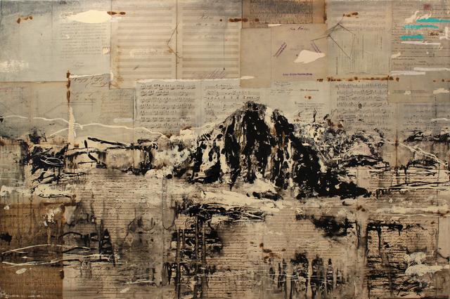 , 'Silenzio assordante,' 2018, Galleria Punto Sull'Arte