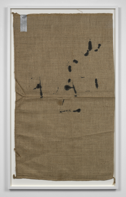 , 'Untitled (Sack #6),' 2013, Simon Lee Gallery