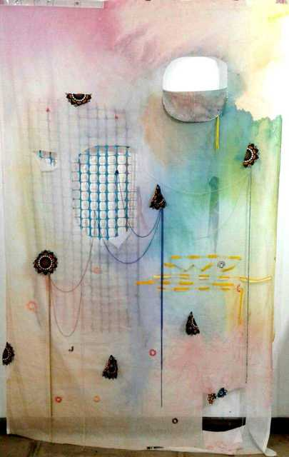 , 'Khanga Nzito III,' 2018, One Off Contemporary Art Gallery