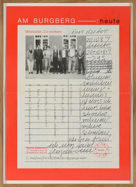 , 'Untitled ,' 1987, P420