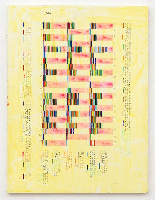Leslie Roberts, 'UPON', 2018, Minus Space