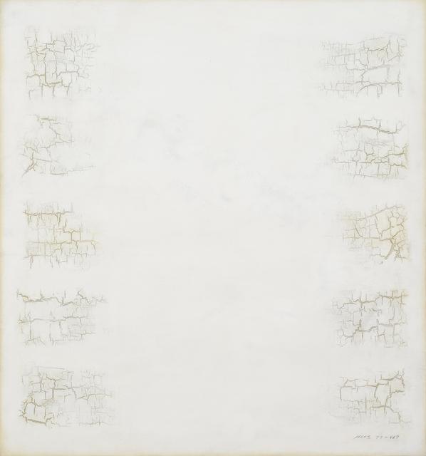 , 'Crack 77-467,' 1977, Gana Art