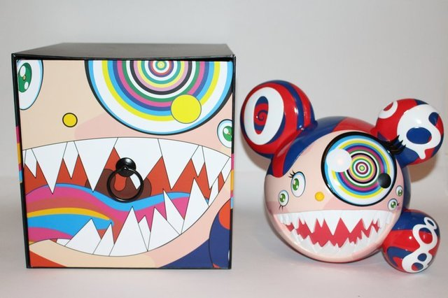 Takashi Murakami, 'Mr DOB Figure By BAIT x SWITCH Collectibles - Original', 2016, Lougher Contemporary Gallery Auction