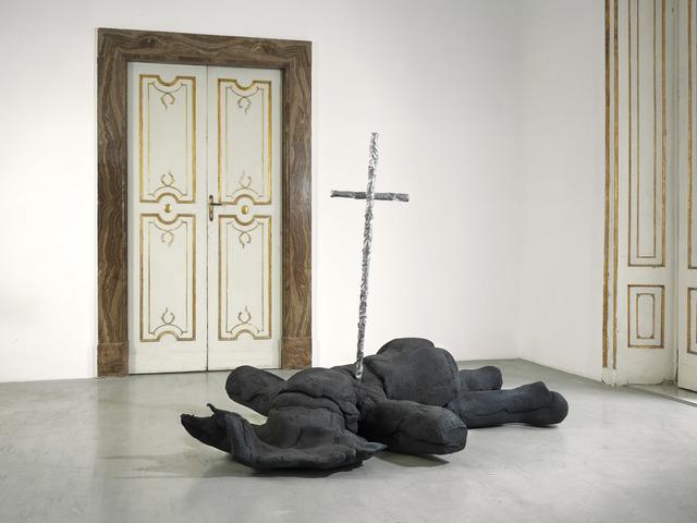 , 'again,' 2013, Alfonso Artiaco