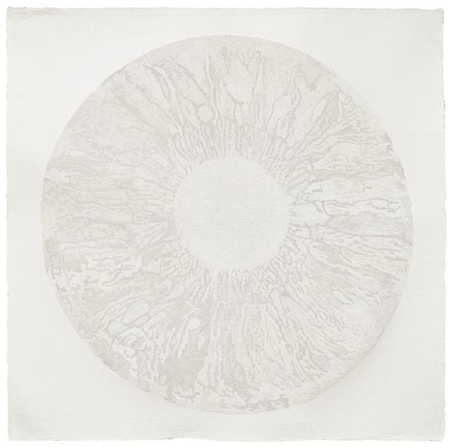 , '863,500 Pinholes,' 2015, Amelie Art Gallery