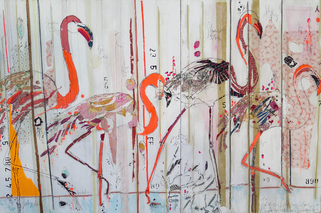 , 'Satu dua tiga empat,' 2017, Rebecca Hossack Art Gallery