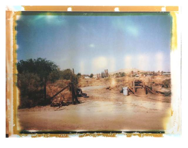 Stefanie Schneider, 'Jane's Place (29 Palms, CA)', 2010, Photography, Analog C-Print on Fuji Crystal Archive Paper,  hand-printed by the artist, mounted on Aluminum,  based on a Polaroid, Instantdreams