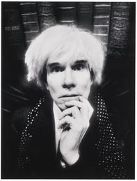 Andy Warhol: Last Sitting, November 22th, 1986
