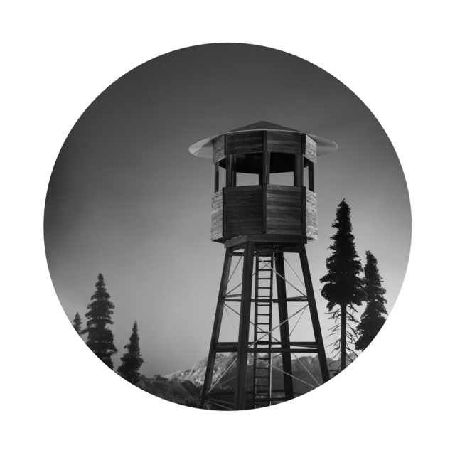 , 'Fire Tower II,' 2016, Circuit Gallery