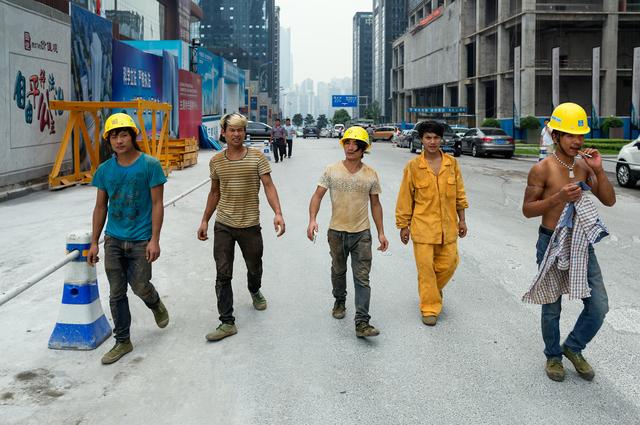 , 'Chongqing II,' 2015, Longmen Art Projects