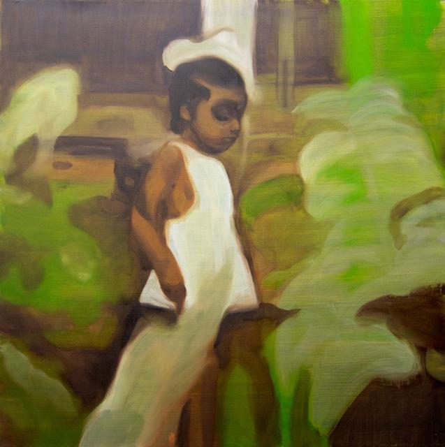 , 'Viv on the green,' 2018, James Freeman Gallery