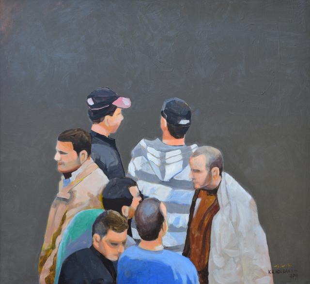 , 'Memory,' 2011, Zawyeh Gallery