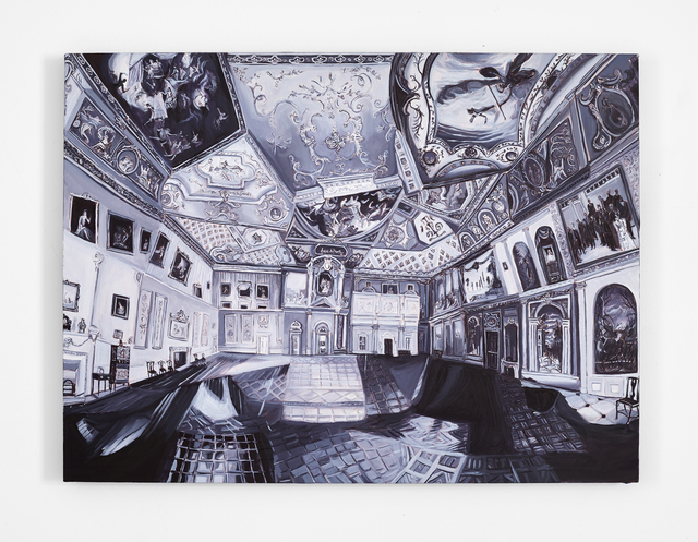 , 'The Great Hall ,' 2017, SILAS VON MORISSE gallery