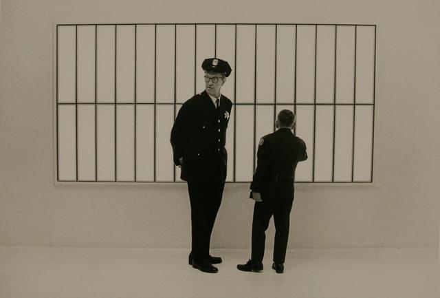 , 'Bank Guard, SF,' 1969, Anglim Gilbert Gallery
