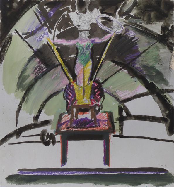 , 'O. T. (Strumpfhose),' 1973, Galerie Ostendorff