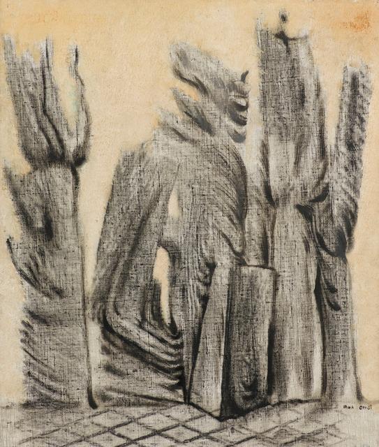 , 'La Forêt,' 1925, DIE GALERIE