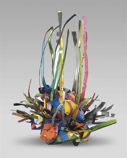 John Chamberlain, 'Mezzomangle', Christie's