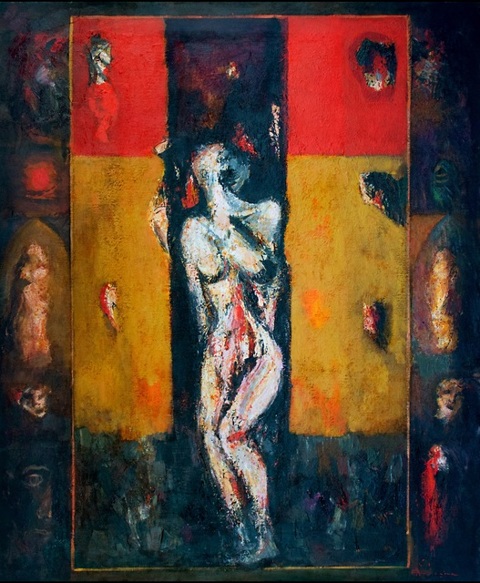 , 'LINCIAGGIO,' , Galerie AM PARK