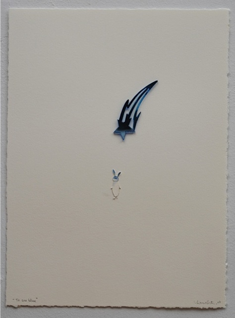 , 'To See Blue,' 2007, Carrie Secrist Gallery