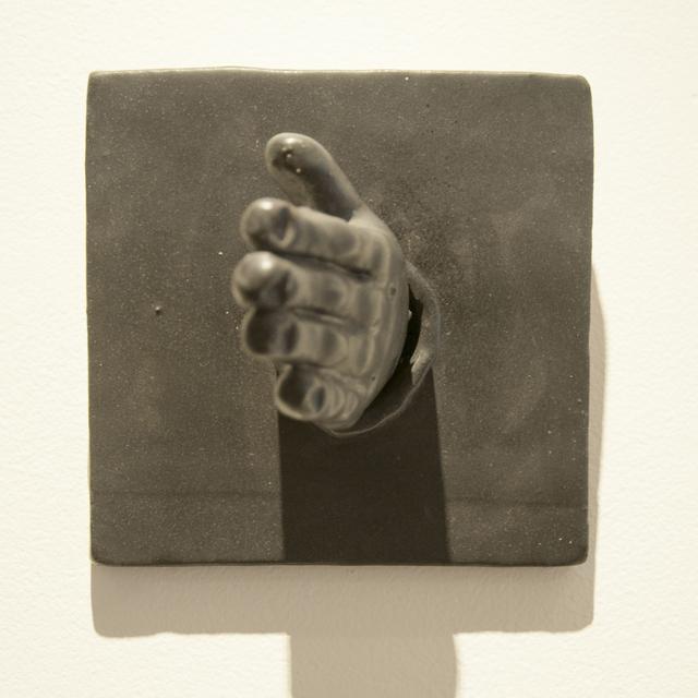 , 'Pinball (tile),' 2010, Main Street Arts