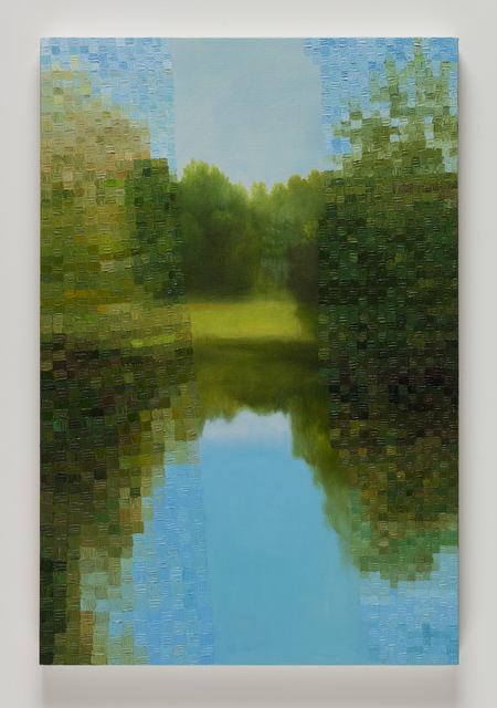 , 'Forest Lake,' 2017, Craig Krull Gallery