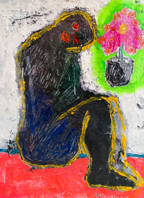 Bob-nosa, 'Woman in love ', 2018, Out of Africa Gallery