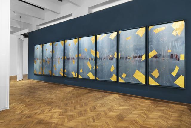 , 'Immersive Integral Turn I – VIII,' 2019, MAK – Museum of Applied Arts, Vienna