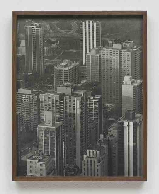 , 'Skyscrapers,' 2013, Galerie Francesca Pia