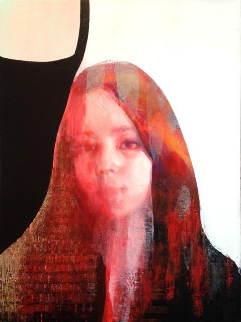 , 'ID No. 19,' 2015, Julie Nester Gallery