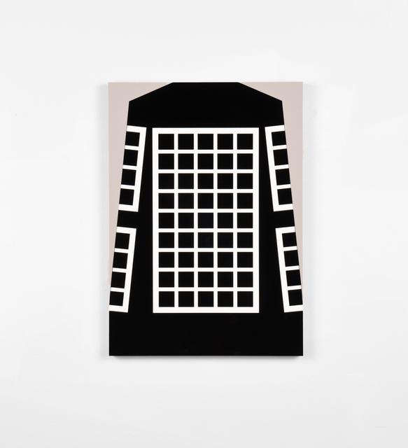 Alona Rodeh, '#6 (Safe and Sound: High Visibility)', 2017, Christine König Galerie