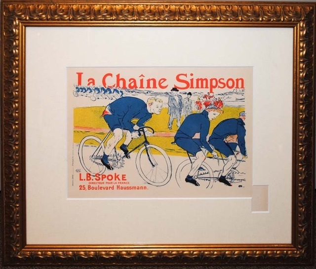 , 'La Chaine Simpson,' 1900, Contessa Gallery