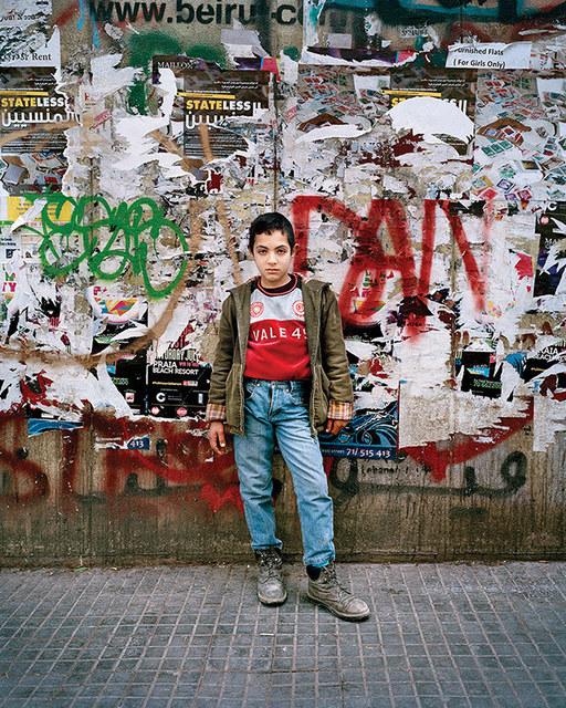 , 'Mohammad 12, Beirut,' 2016, C. Grimaldis Gallery