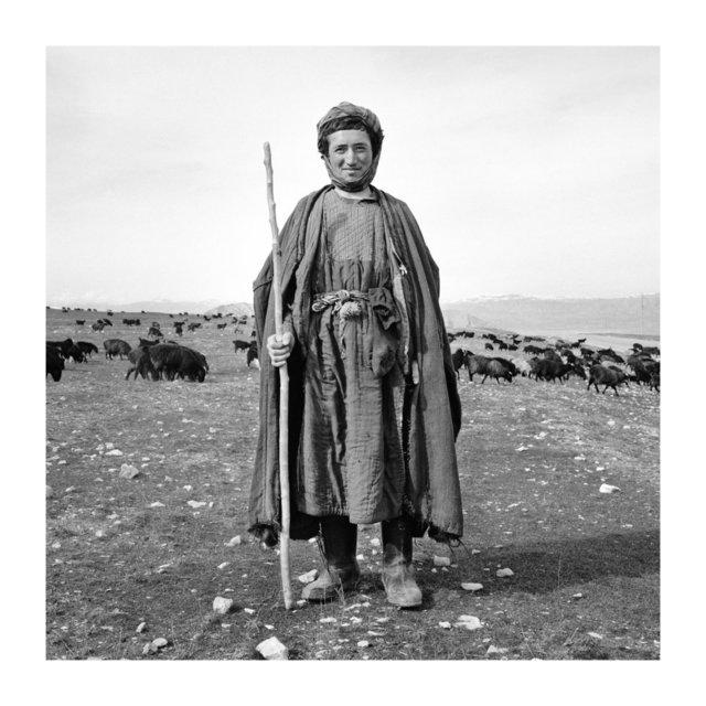 Sean Hemmerle, 'Shepherd, Baglan, Afghanistan', 2002, Front Room Gallery