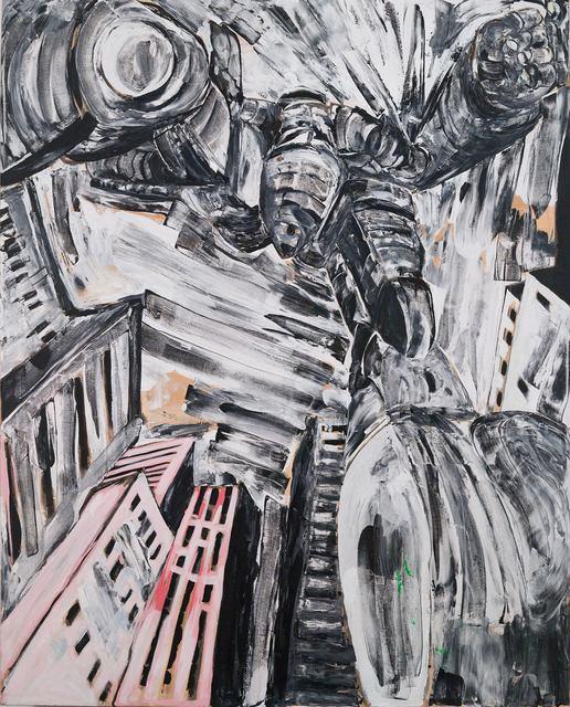 , 'Fuente de movimiento II,' 2007, Galeria L
