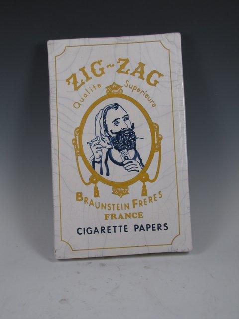 ", '""Zig Zag Cigarette Papers"",' 2015, Bonner David Galleries"